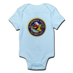 Placerville Police Infant Bodysuit