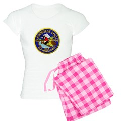Placerville Police Pajamas