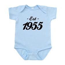 Established 1955 - Birthday Infant Bodysuit