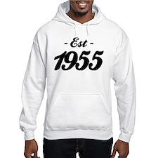 Established 1955 - Birthday Jumper Hoody