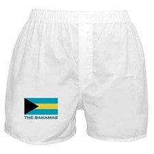 The Bahamas Flag Gear Boxer Shorts
