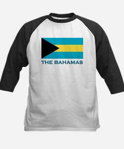 The Bahamas Flag Gear Kids Baseball Jersey