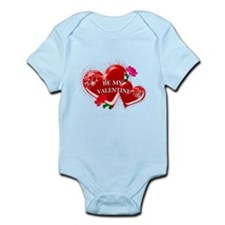 Be My Valentine Onesie