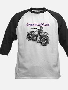 Harley Davidson Knucklehead 1947 right Tee