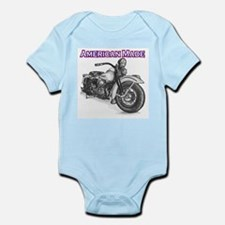 Harley Davidson Knucklehead 1947 right Infant Body
