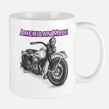 Harley Davidson Knucklehead 1947 right Mug