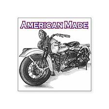 Harley Davidson Knucklehead 1947 left Square Stick
