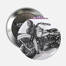 "Harley Davidson Knucklehead 1947 left 2.25"" Button"