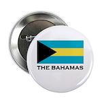 The Bahamas Flag Merchandise Button
