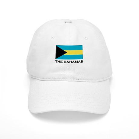 The Bahamas Flag Merchandise Cap