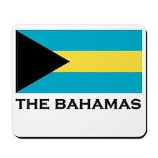 The Bahamas Flag Merchandise Mousepad