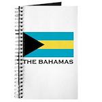 The Bahamas Flag Merchandise Journal