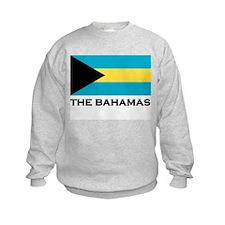 The Bahamas Flag Merchandise Sweatshirt