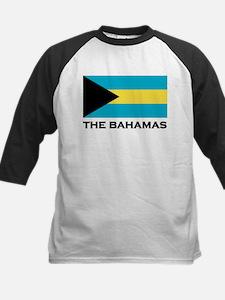 The Bahamas Flag Merchandise Tee
