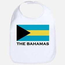 The Bahamas Flag Merchandise Bib
