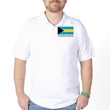 The Bahamas Flag Merchandise T-Shirt