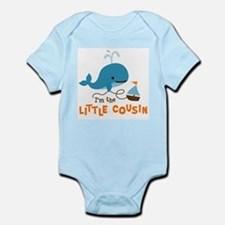 Little Cousin - Mod Whale Body Suit