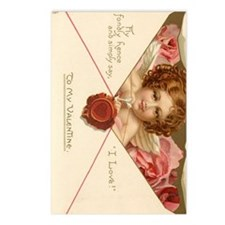Fly Fondly Hence... Postcards (Package of 8)