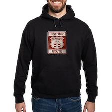 San Bernardino Route 66 Hoodie