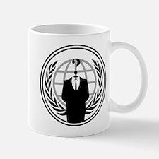 Anonymous Logo Mug