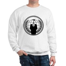 Anonymous Logo Sweater
