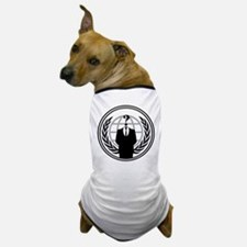 Anonymous Logo Dog T-Shirt