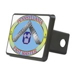 Pennsylvania Past Master Rectangular Hitch Cover