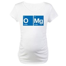 Oxygen Magnesium Periodic Table OMG Shirt