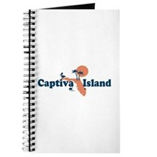 Captiva Island - Map Design. Journal