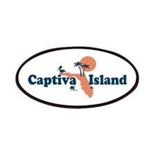 Captiva Island - Map Design. Patches