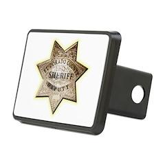 El Dorado County Sheriff Hitch Cover