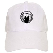 Anonymous Logo Baseball Baseball Cap