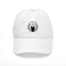 Anonymous Logo Baseball Cap