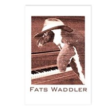 Fats Waddler Postcards (Package of 8)