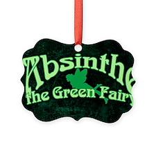 Absinthe The Green Fairy Ornament