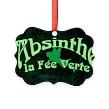 Absinthe La Fee Verte Ornament