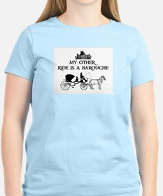 My Other Ride Is A Barouche T-Shirt