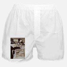 Double-belled euphonium Boxer Shorts
