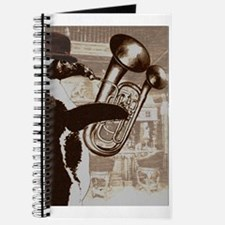 Double-belled euphonium Journal