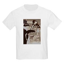 Double-belled euphonium Kids T-Shirt