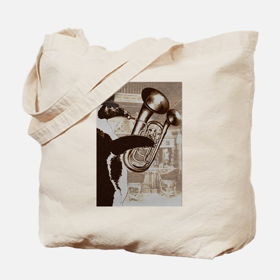 Double-belled euphonium Tote Bag