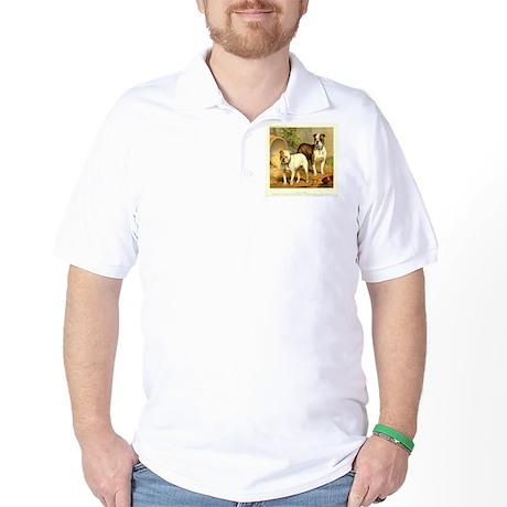 Bull Dogs 1880 Digitally Rema Golf Shirt