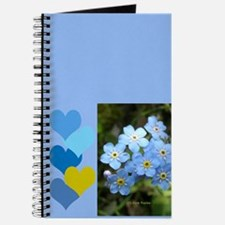 Forget-Me-Not Journal