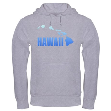 Hawaiian Islands Hooded Sweatshirt