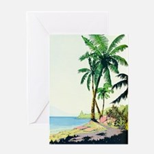 Paradise Greeting Card