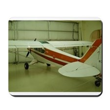 Super Cub Piper Plane Mousepad