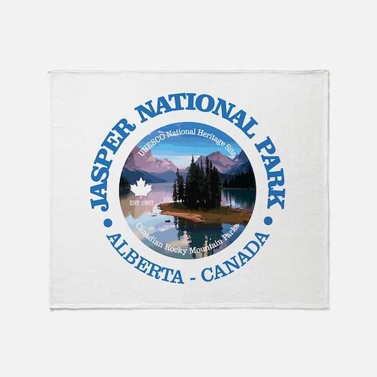 Jasper NP Throw Blanket