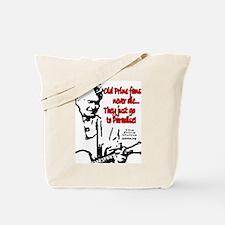 Old Prine Fans Tote Bag