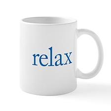 Relax to Garamond Mug