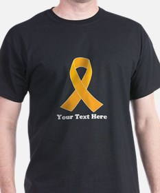 Gold Ribbon Awareness T-Shirt